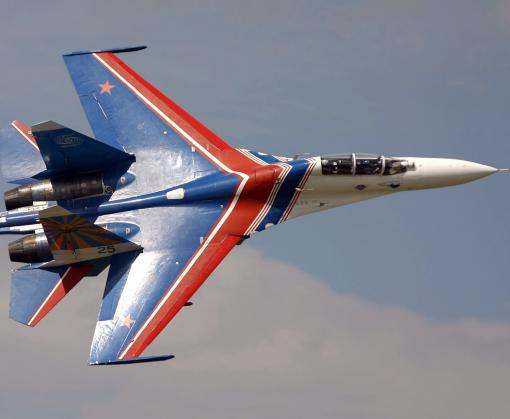 Российские воздушно-космические силы приведены в высшую степень боевой готовности