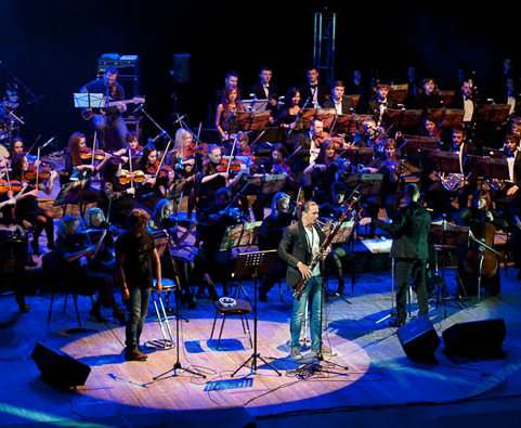 Симфония на льду: в Харькове молодежный оркестр выступит вместе с фигуристами