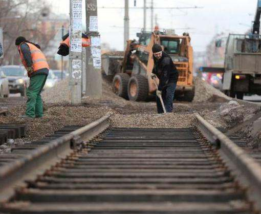 В Харькове объявили войну трамвайным дрифтам