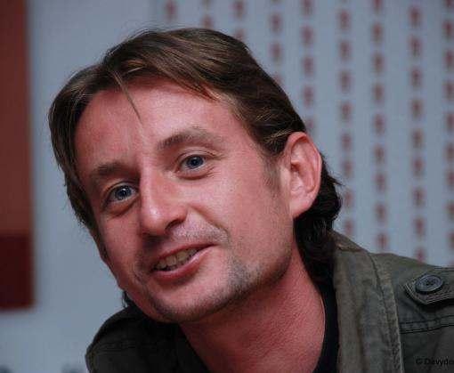 Милиция Беларуси запретила въезд украинскому писателю Сергею Жадану