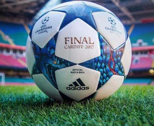 УЕФА представил мяч плей-офф и финала Лиги чемпионов