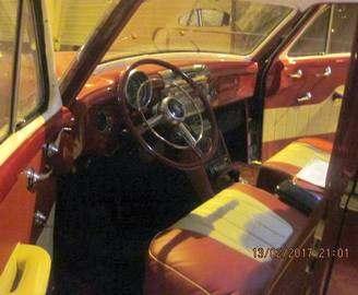 Угнанный ретро-автомобиль пытались ввезти в Харьковскую область