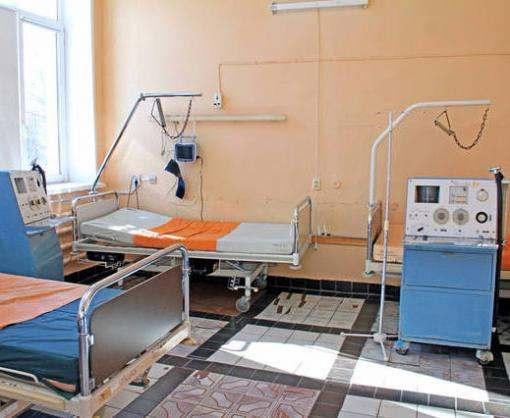 В Харьковском онкоцентре сделали ремонт