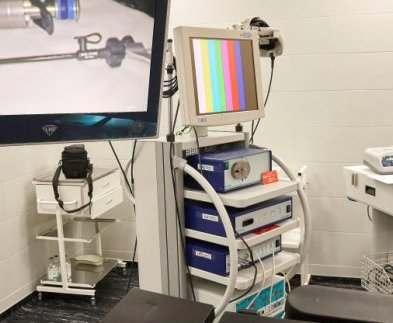 В харьковской больнице скорой помощи модернизировали операционные