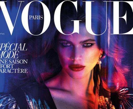 Трансгендер впервые попал на обложку Vogue