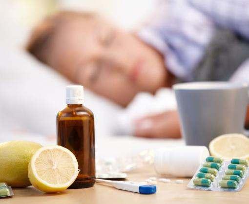 В Украине вырос уровень заболеваемости гриппом