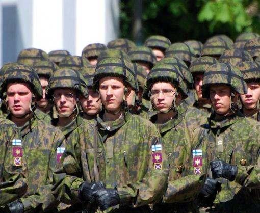 Финляндия увеличит армию из-за агрессии РФ против Украины
