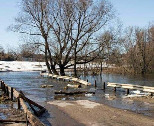 В Харьковской области ожидают паводок