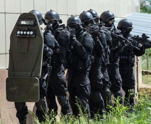 В Харькове на антитеррор потратили три миллиона