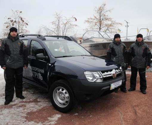 Новый рыбоохранный патруль в Харьковской области: что изменилось