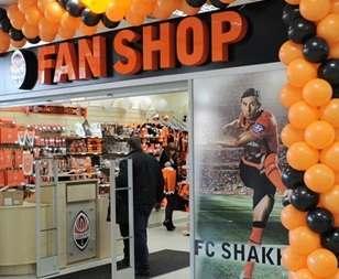«Шахтер» собирается открывать в Харькове клубный магазин