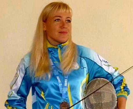 Харьковская спортсменка победила на этапе Кубка мира