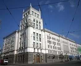 Активисты пикетируют Харьковский горсовет