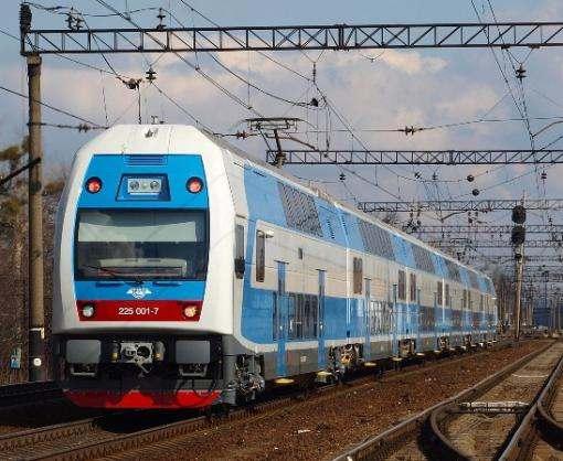 Четыре межрегиональных скоростных поезда запустят в этом году в Украине