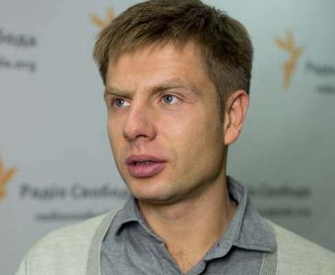Нардеп Алексей Гончаренко находится в безопасности