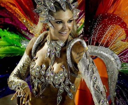 В Бразилии стартует традиционный карнавал