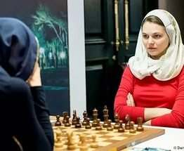 Украинская шахматистка вышла в финал чемпионата мира по шахматам