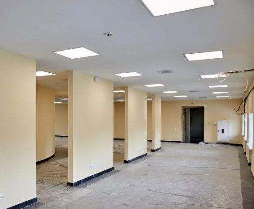 В «Прозрачных офисах» Харькова завершаются ремонтные работы