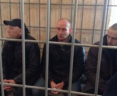 Обвиняемые в теракте возле Дворца спорта затягивают процесс