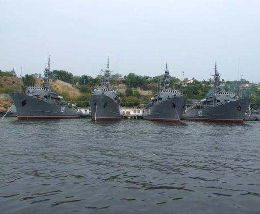 Украина купит у НАТО подержанные корабли