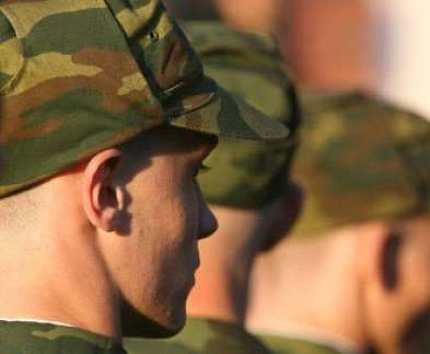 В Харькове на воинский учет стали более трех тысяч юношей