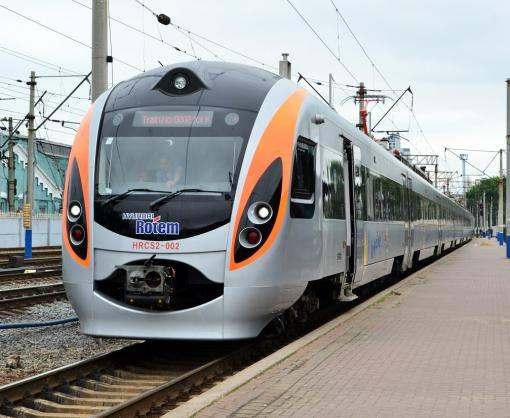 Два харьковских поезда изменят график движения