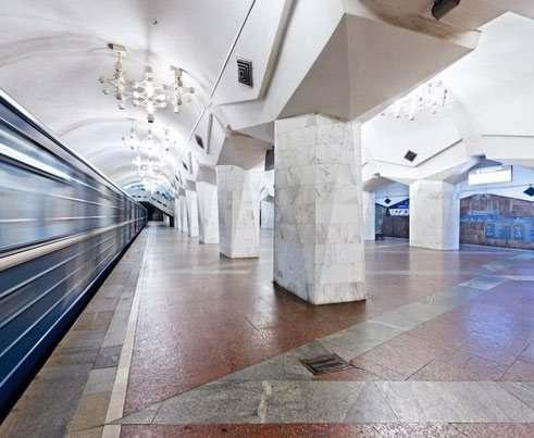 Появилось видео падения человека на рельсы харьковского метро