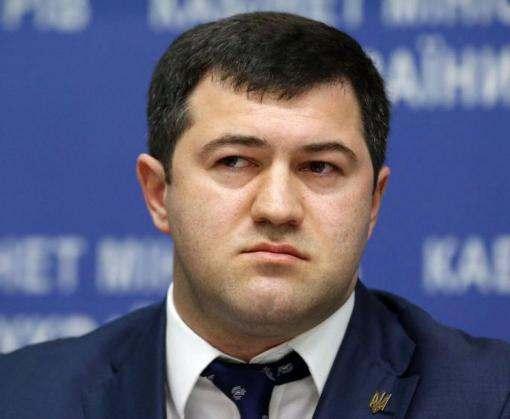 Роман Насиров официально задержан
