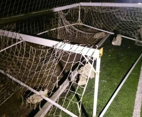 В Харькове подросток погиб на футбольном поле