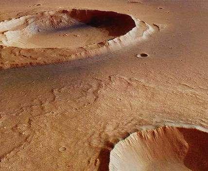 На Марсе найдены следы мощнейшего потопа