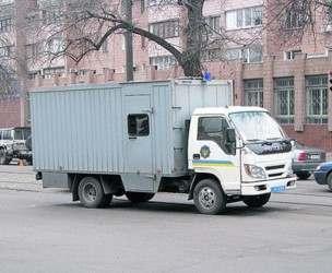 В Украине планируют создать комфортные автозаки