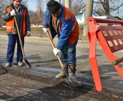 В Харькове начался капитальный ремонт на улице Академика Павлова