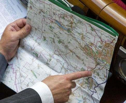 Кабмин дополнил план создания громад в Харьковской области