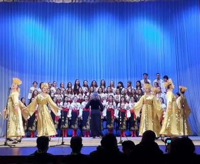В Харькове проходит конкурс талантов