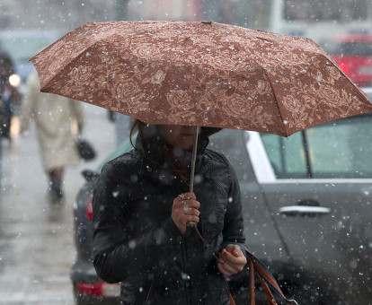 Погода в Харькове: дожди и холод