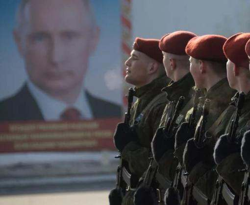 Россия начала внезапную проверку боеготовности нацгвардии