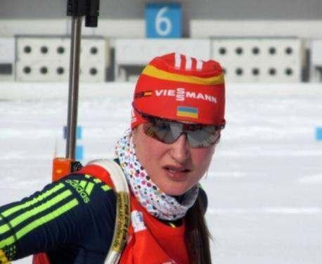 Харьковская биатлонистка завоевала «бронзу» в Финляндии
