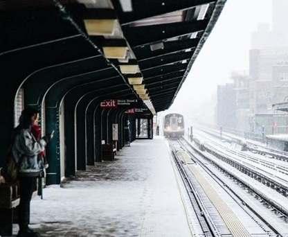 В США готовятся к мощной снежной буре