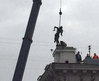 В Харькове теперь два «Скрипача на крыше»