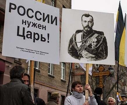 «Власти» Крыма предгалают установить в России монархию