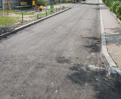 Где и как в Харькове ремонтируют внутриквартальные дороги