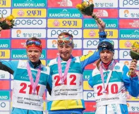 Харьковские паралимпийцы-лыжники завоевали 11 медалей этапа Кубка мира