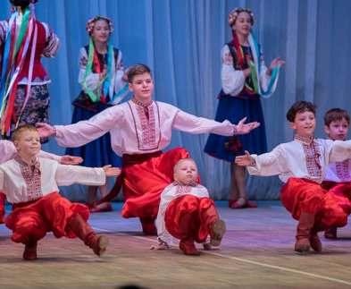 Харьков показал «Город талантов»