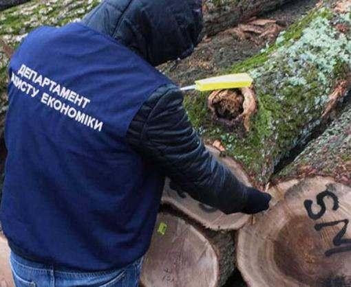 В Харьковской области изъяли лес