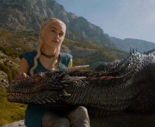 «Игра престолов»: драконы вырастут до размеров Boeing 747