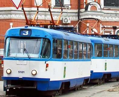 Третий трамвай не будет заезжать в центр Харькова