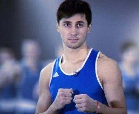 Максим Коц завоевал медаль в Германии