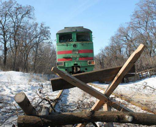 Под Харьковом может появиться блокадный редут