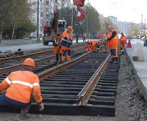 По Москалевской не ходят трамваи