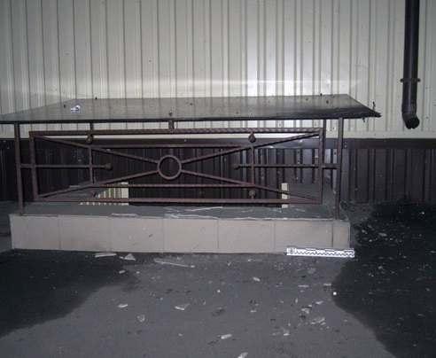В аптечный склад в Харькове бросили гранату